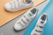 adidas Originals Stan Smith CF 全新配色设计
