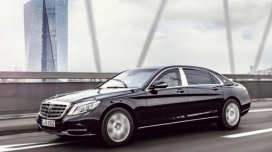 �������� Mercedes-Maybach S600 Guard�������׵���ǹ����ըϮ��