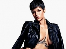 《GQ》Obsession of the Year Rihanna特辑