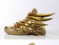 "adidas Originals by Jeremy Scott Wings 3.0 ""GOLD"" 新作"