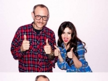 Terry Richardson 镜头下的Selena Gomez