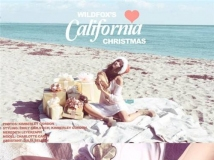 Wildfox Couture 2010 圣诞假日大片