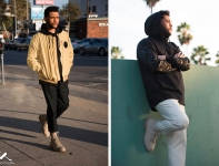 H&M x The Weeknd 联名「Spring Icons」系列 Lookbook