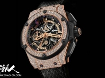 Kobe Bryant x Hublot King Power Black Mamba King Gold 联乘腕表