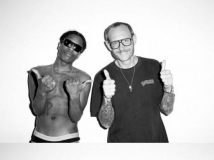 Terry Richardson 镜头下的A$AP Rocky