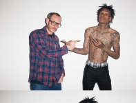 Wiz Khalifa 造访 Terry Richardson 工作室